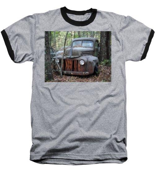 Forgotten Baseball T-Shirt by Patrice Zinck