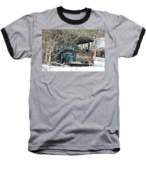 Forgotten Truck Baseball T-Shirt