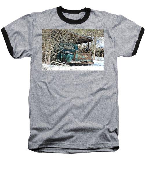 Forgotten Truck Baseball T-Shirt