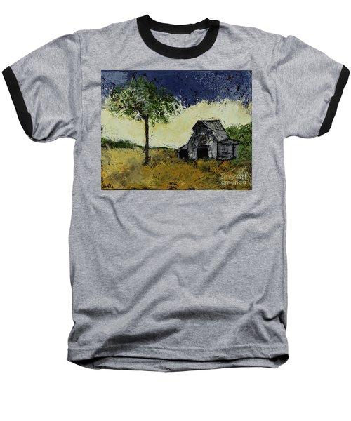 Forgotten Yesterday Baseball T-Shirt