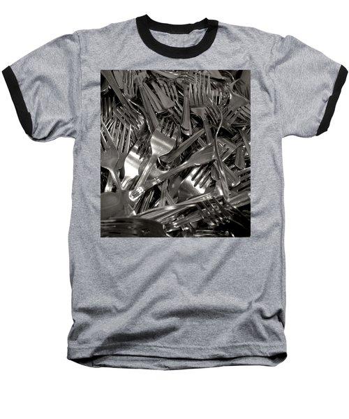 Forks Baseball T-Shirt