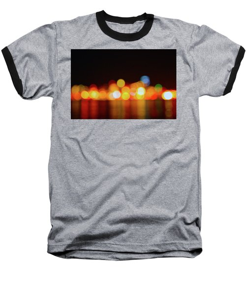 Form Alki - Unfocused Baseball T-Shirt