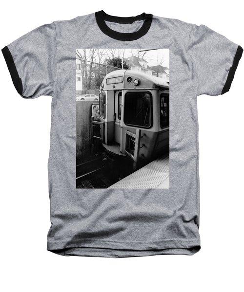 Forrest Hills Stop  Baseball T-Shirt
