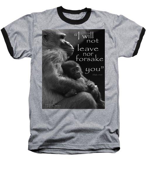 Forsake 11x14 Baseball T-Shirt