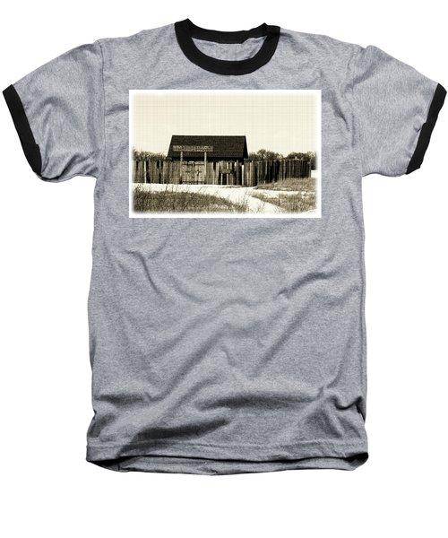 Fort Belmont Baseball T-Shirt