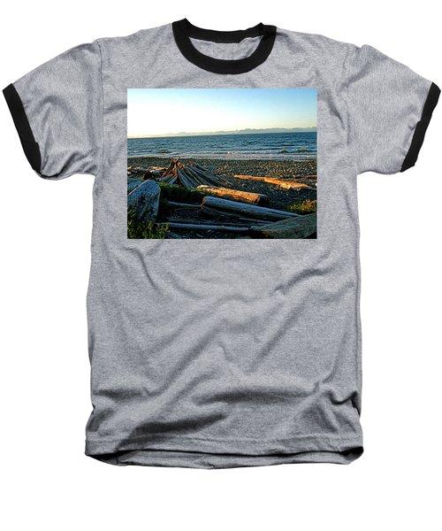 Fort Driftwood - Vancouver Island - Bc Baseball T-Shirt