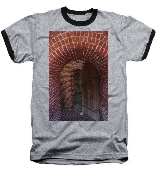 Baseball T-Shirt featuring the photograph Fort East Martello by Greg Graham