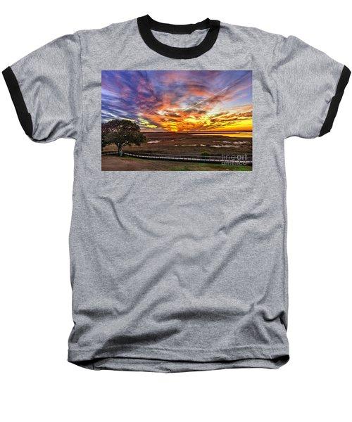 Enlightened Tree Baseball T-Shirt