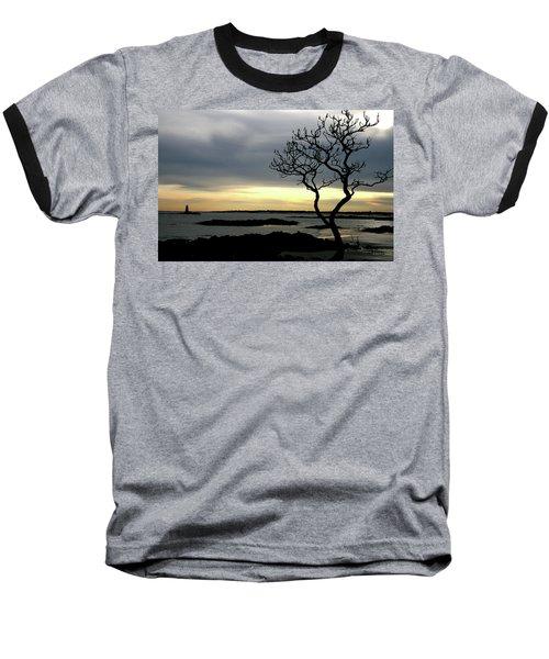 Fort Foster Baseball T-Shirt