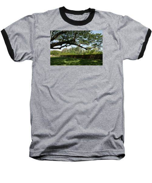 Fort Galle Baseball T-Shirt by Christian Zesewitz