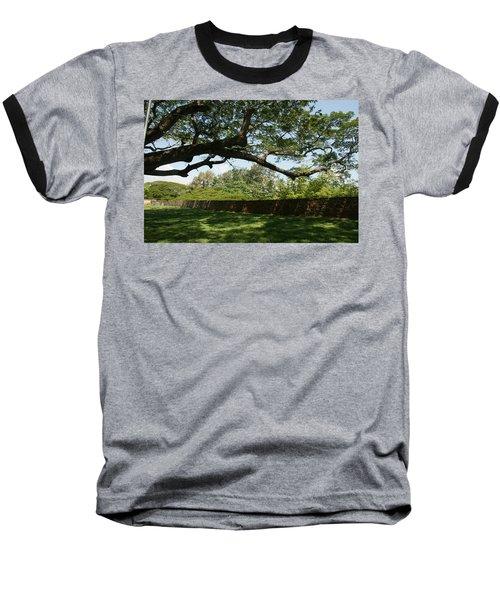 Fort Galle Baseball T-Shirt