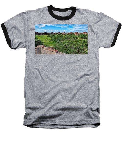 Fort Jefferson Baseball T-Shirt