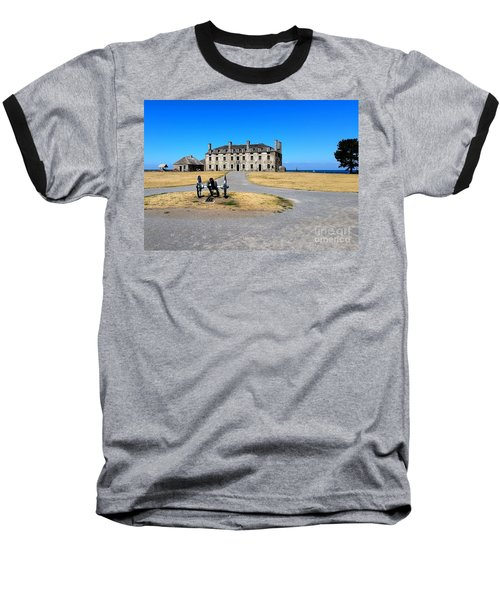 Baseball T-Shirt featuring the photograph Fort Niagara  by Raymond Earley