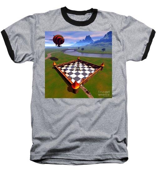 Fort Nuggets 1 Baseball T-Shirt
