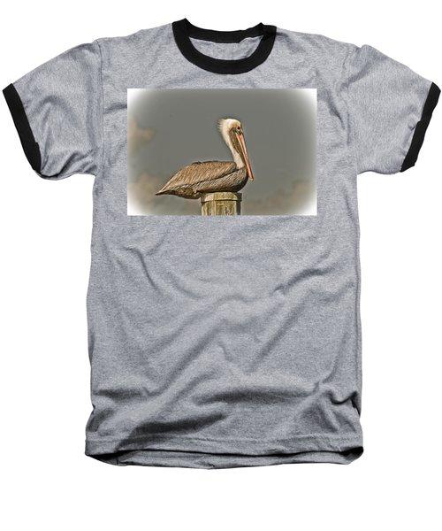Fort Pierce Pelican Baseball T-Shirt