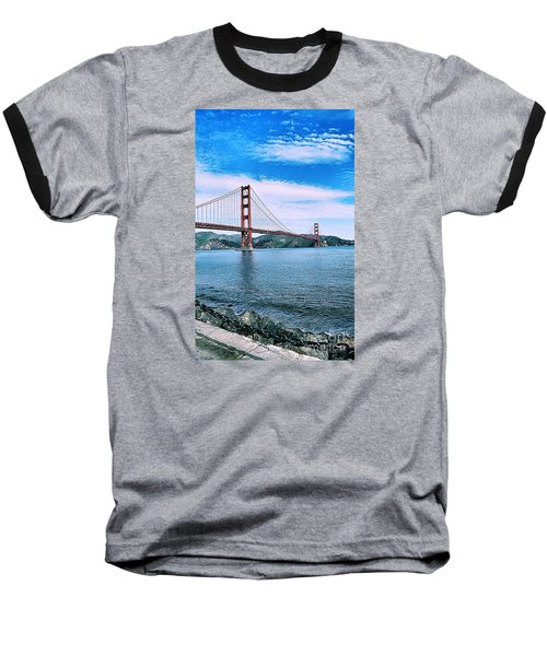 Fort Point Baseball T-Shirt