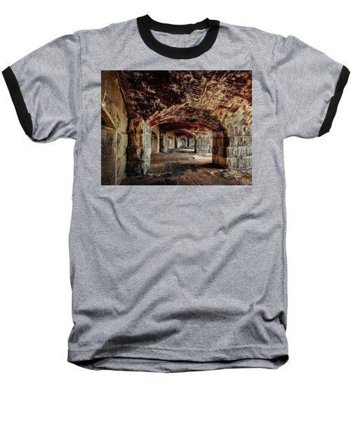 Fort Popham Baseball T-Shirt