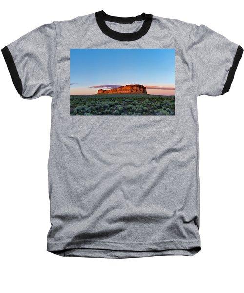 Fort Rock Baseball T-Shirt
