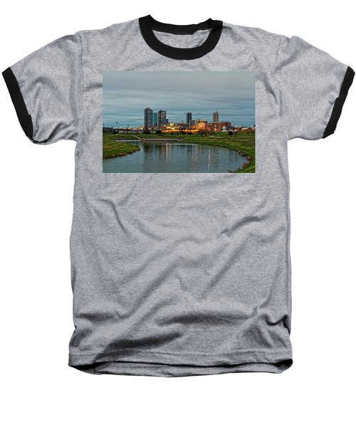 Fort Worth Color Baseball T-Shirt