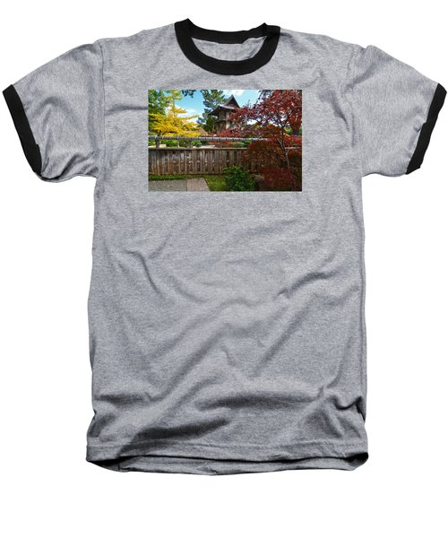 Fort Worth Japanese Gardens 2771a Baseball T-Shirt