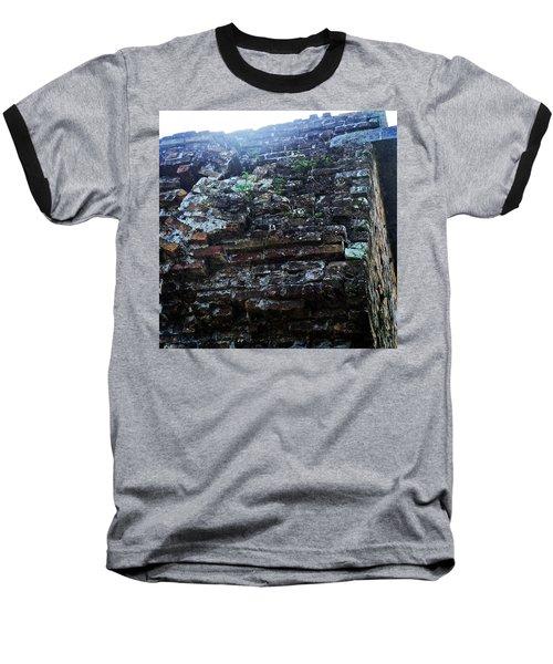 Fortification Vegetation Baseball T-Shirt