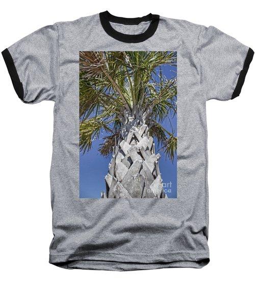 Fortified Foundation Palm Baseball T-Shirt