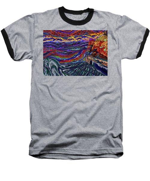 Fortresse De Tanger Baseball T-Shirt by Robert SORENSEN