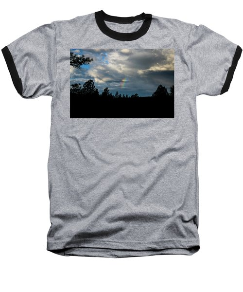 Fortunate Glimpses Baseball T-Shirt