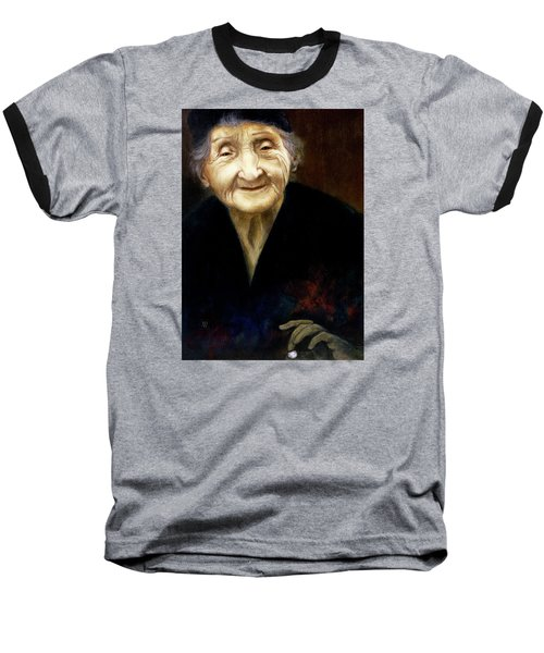 Fortune Teller Baseball T-Shirt