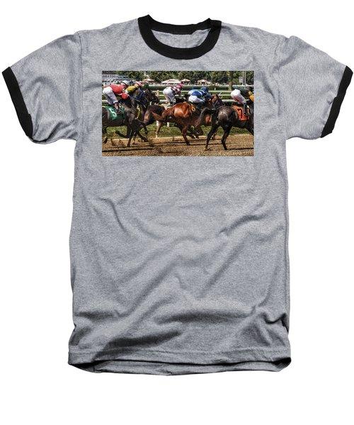 Forty Mph Baseball T-Shirt