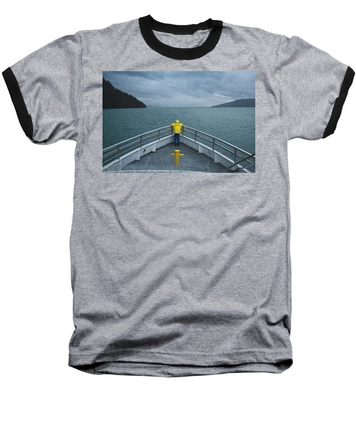 Forward Lookout Baseball T-Shirt