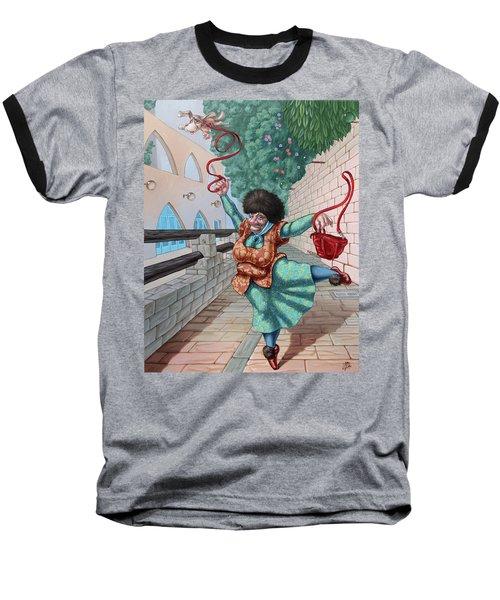 Fouette Baseball T-Shirt