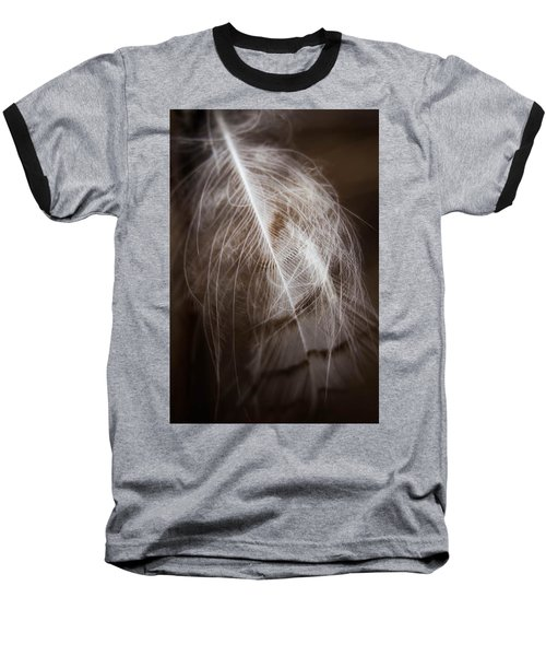 Found Feather Baseball T-Shirt
