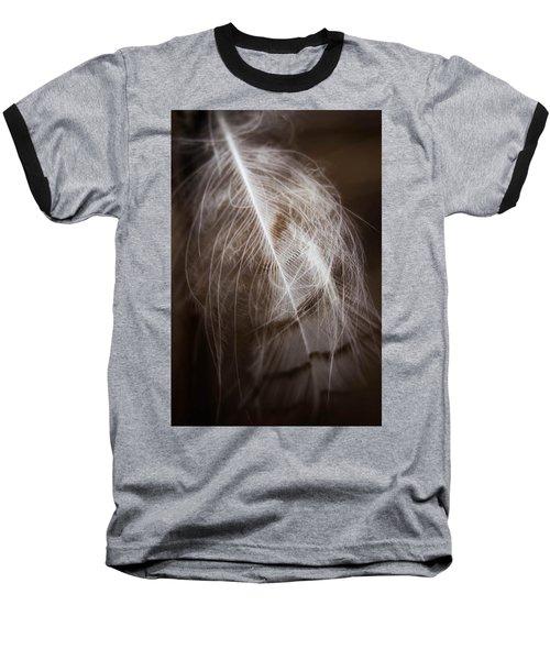 Found Feather Baseball T-Shirt