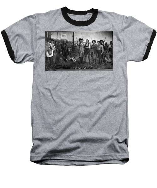 Founding Of New Orleans Baseball T-Shirt
