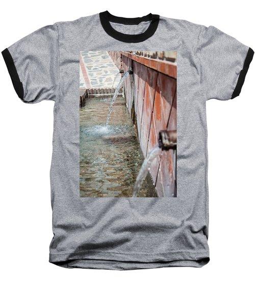 Fountain Baseball T-Shirt
