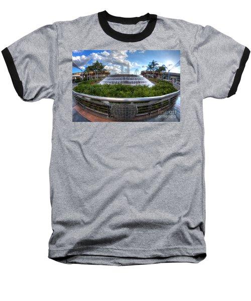 Fountain Of Nations Baseball T-Shirt