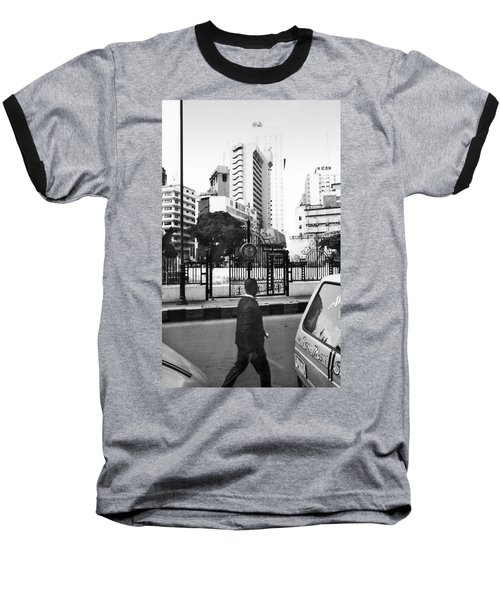 Tinubu Square Environ Baseball T-Shirt