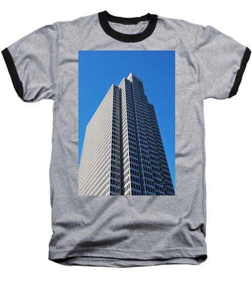 Four Embarcadero Center Office Building - San Francisco - Vertical View Baseball T-Shirt