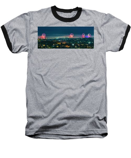 Four For The Fourth Baseball T-Shirt