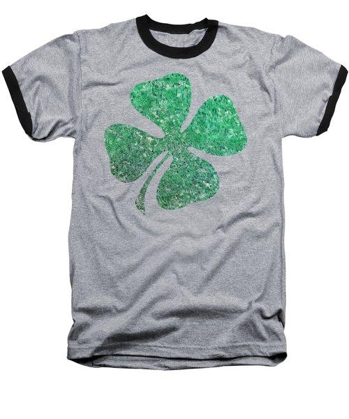 Four Leaf Clover Baseball T-Shirt