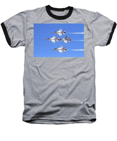 Four Mation Baseball T-Shirt