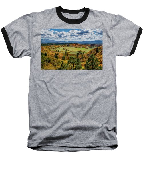 Four Mile Road Peak Color Baseball T-Shirt