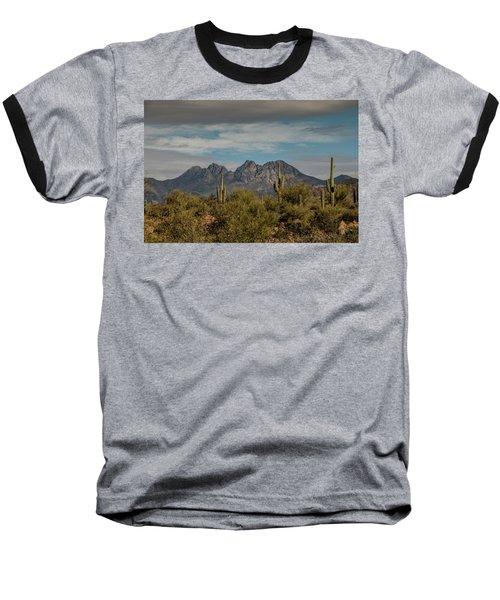 Four Peaks Baseball T-Shirt