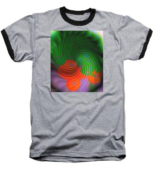 Four Pumpkins  Baseball T-Shirt