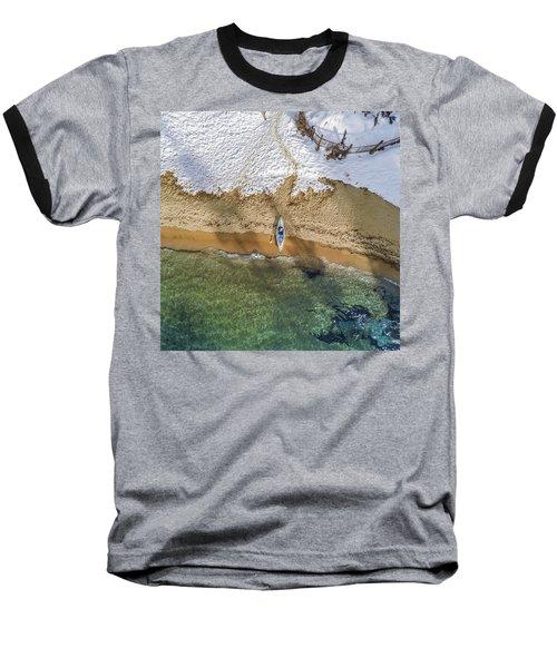 Four Seasons Baseball T-Shirt by Alpha Wanderlust