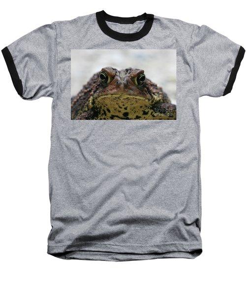 Fowler's Toad #3 Baseball T-Shirt