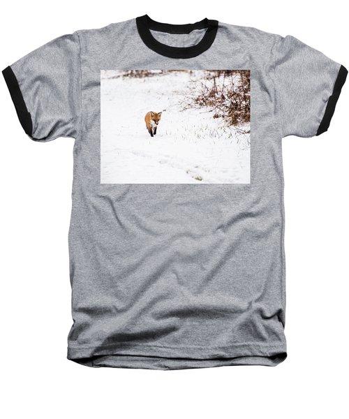 Fox 2 Baseball T-Shirt