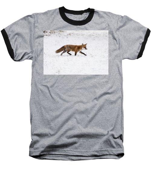 Fox 3 Baseball T-Shirt