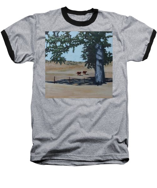 Fox Canyon Ranch Baseball T-Shirt